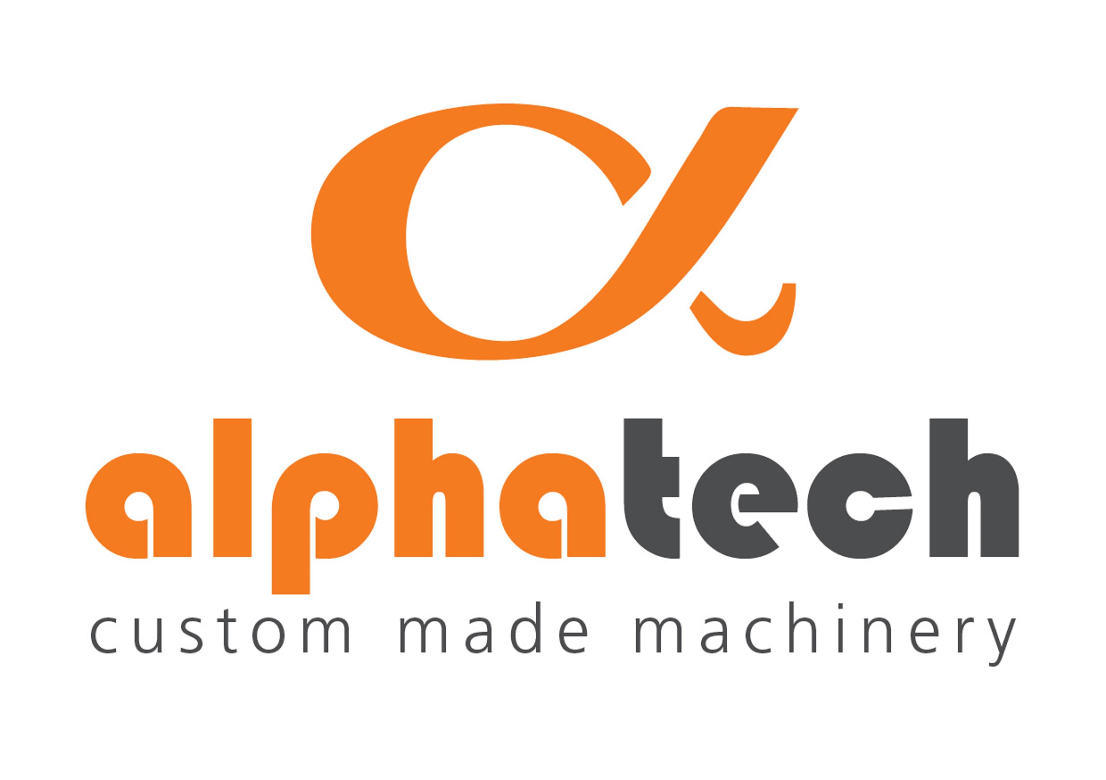Logo Alphatech Machinebouw