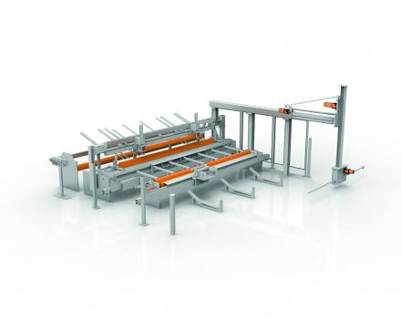 Jumbopack 0, voorloper van het Jumbopack gamma, werd ontworpen door gebruik te maken van oude machines en gebruikte machineonderdelen om zo op een ideale en goedkope manier een machineopstelling en fabricatieproces te testen