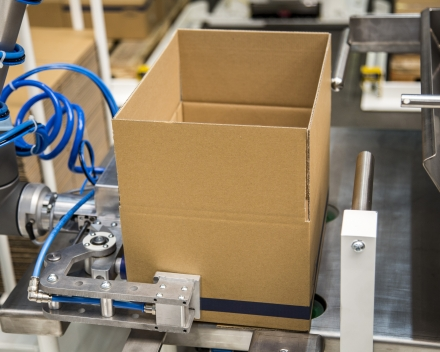 dozen vormen met een robot
