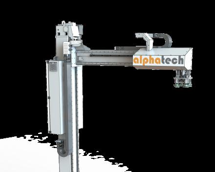 Alphatech palletiser