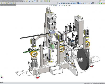 Screenshot Solidworks