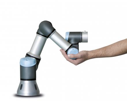 automatisatie zelf in de hand met UR3 Universal Robot