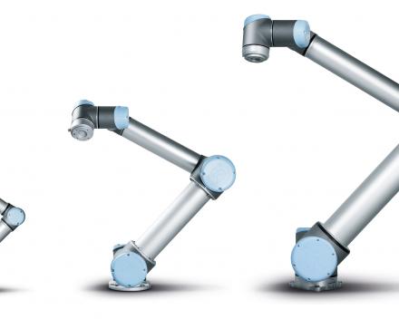 Universal Robot het complete gamma UR3 UR5 UR10